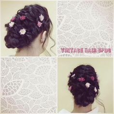 Professional Vintage hairstyle / updo
