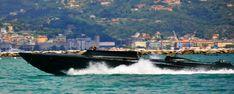 Italian COMSUBIN GOI submersible boat