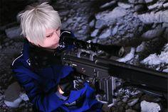 Nou(乃迂) Prussia Cosplay Photo - WorldCosplay