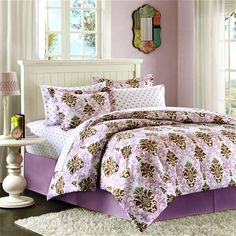 Tween Girl Bedding Sets