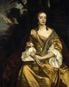 Portrait of a Lady Sir Peter Lely - circa 1665