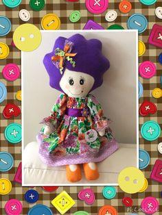 Boneca Lolita by Ateliê Sapeka