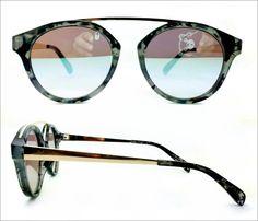 f2f86711fea Retro Round Mirror Lens Sun Glasses  cool unique design aviator sunglasses Unisex  UV400 polarized Sunglasses