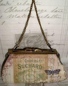 Joisys® Handtasche  Bügeltasche  Nostalgie von Joisys® Bügeltaschen auf DaWanda.com