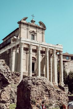 If it is your first time visiting, this walking tour of Rome will help you check off all the top tourist spots as well as discover Rome's authentic beauty. Ancient Ruins, Ancient Rome, Palatine Hill, Roman Forum, Piazza Navona, Trevi Fountain, Sistine Chapel, Tourist Spots, Vatican City