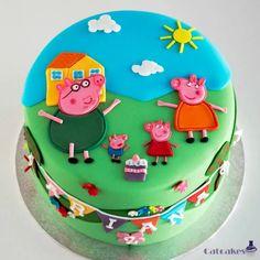 Peppa Pig de Catcakes