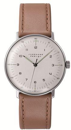 ユンハンスMaxBill正規品~時計のエンドー