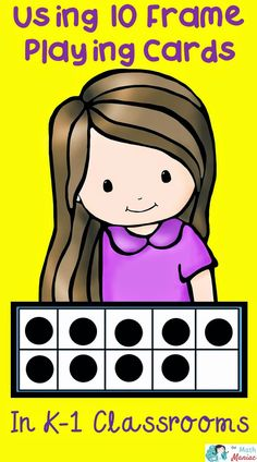 Do you love prepping one set of cards and using them over and over again? Check out some of the ways I use my 10 frame playing cards in K-1 classrooms. So many activities to chose from and so easy to differentiate. Low prep, high quality teaching at its best!