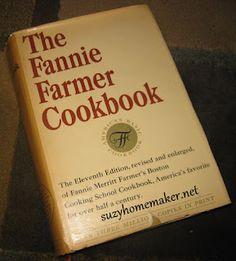 Why I like old-fashioned cookbooks