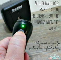 Bark Genie - Stop the Neighbor Dog's Barking | Seattle Lifestyle Blog