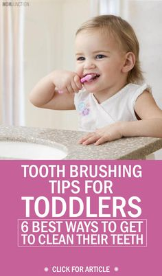 """How to get your toddler to brush his teeth"" is the most common question in every mother's mind. Well, the answer to this question is given in this article."