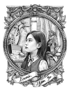 """햇칭 on Twitter: """"투진 (3,3) 🐰🐱 #loona #heejin #hyunjin #loonafanart #이달의소녀… """""""