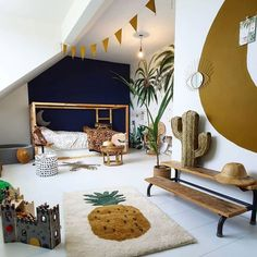 TOP 10 INSTA KIDS' ROOMS SUMMER 2019 - Kids Interiors kids room ideas rooms decor room ideas bedrooms room design kids room ideas room ideas on a budget Safari Kids Rooms, Kids Bedroom, Bedroom Decor, Bedroom Ideas, Safari Bedroom, Nursery Decor, Safari Nursery, Nursery Ideas, Woodland Nursery