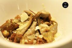 alcachofa con parmentier - my veg