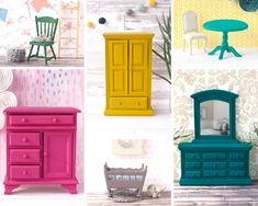 Eco-Friendly Furniture Paint | 2018 Spring & Summer Limited Edition Color Collection | Bohemian inspired paint colors | Country Chic Paint is the best rated eco-friendly furniture paint that and is a bestseller with both first-time DIY'ers and seasoned pros alike. Easy, fun and little to no prep work required!