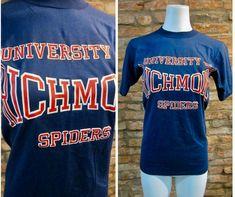 University of Richmond Spiders NCAA Seal Tee T-Shirt