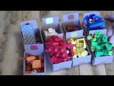Učíme sa s LEGO duplo #3 - YouTube Lego Duplo, Ale, Activities For Kids, Gift Wrapping, Youtube, Gifts, Lego Duplo Table, Gift Wrapping Paper, Presents