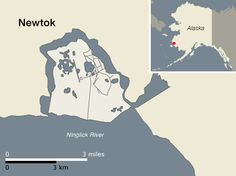 Alaska on the edge: Newtok's residents race to stop village falling into sea | Environment | The Guardian