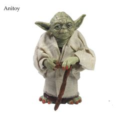 DIsney Flexible Star Wars Master Yoda Face Rubber Keyring Keychain