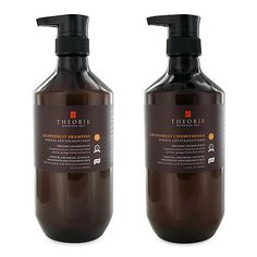 Theorie Grapefruit Shampoo and Conditioner Duo.. LOVE this stuff!!i stocked up while it's on sale!!