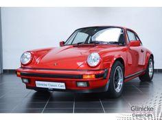 1988 Porsche, 911 Carrera  64911.00 EUR  Dieses Fahrzeug stammt aus den USA und wurde durch uns, Glinicke Classic Cars, nach Deutschland importiert. Das Fahrzeug wurde überprüft, technische Mängel beseitigt, sowie eine Motor-Teilüberholung durchgeführt, bei welcher Verschleißteile wie Kolbenringe, Pleullager, Ventilführungen etc. gewechselt worden sind und der Motor neu abgedichtet wurde. Des Weiteren wurde das Fa ..  http://www.collectioncar.com/detailed.php?ad=59803&category_id=1