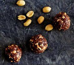 Peanut-Schoko-Balls