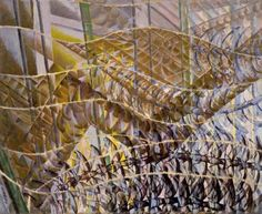 Swifts, Giacomo Balla, 1913. I got told not to like this kind of thing at art college. Ha!