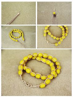 #DIY Wrap Up Bracelet