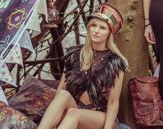 Love Khaos  #bohochic #festivalstyle #festivalfashion #burningman #bohobride #fashioninspiration #coachella
