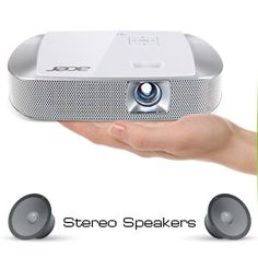 Acer K137 Portable Home Theatre Projector,DLP