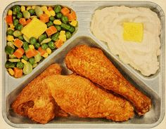 wow, the actual real tv dinners. I remember when I was little, every so often mom would buy these. Retro Recipes, Vintage Recipes, Ethnic Recipes, Whipped Potatoes, Photo Vintage, Childhood Days, Oldies But Goodies, I Remember When, Good Ole