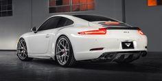 Porsche 991 V-GT Program by Vorsteiner
