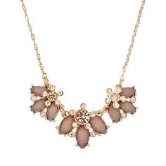 $13 LC Lauren Conrad Flower Necklace