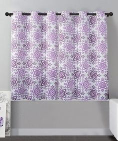 Look at this #zulilyfind! Rye Leaf Blackout Curtain Panel #zulilyfinds
