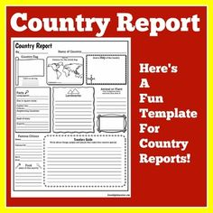 Country research paper