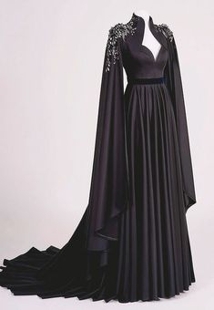 Royal Dresses, Ball Gown Dresses, Dresses Dresses, Pretty Dresses, Beautiful Dresses, Haute Couture Gowns, Fantasy Gowns, Ball Gowns Evening, Queen Dress