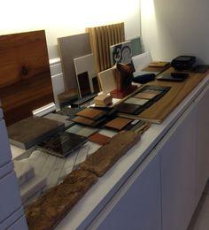 projevve mimarlık -materials