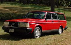 1993 Volvo 240 Station Wagon