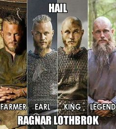 Uploaded by 𝐟𝐨𝐱𝐰𝐨𝐫𝐭𝐡. Find images and videos about vikings, travis fimmel and ragnar lothbrok on We Heart It - the app to get lost in what you love. Ragnar Lothbrok Vikings, Lagertha, Ragnar Lothbrok Haircut, Vikings Tv Show, Vikings Tv Series, Travis Fimmel, History Channel, Citations Viking, Roi Ragnar