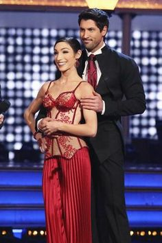 Maks and Meryl: Week 10 Finals Argentine Tango