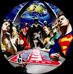 Justice Society of America - Alex Ross