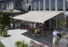 If you are looking to gain shade from the sun look no further then Sunsetter Awnings. Austin Gutter Kings and Sunsetter Awnings together will keep you cool.