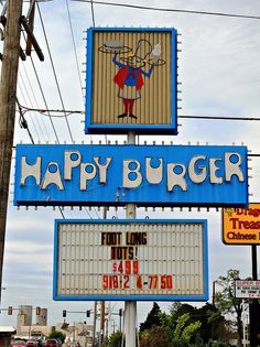 Happy Burger...........Sapulpa, Oklahoma