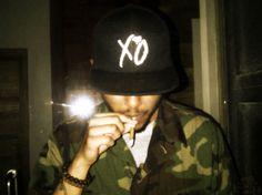 ☆ RobsGirlJal @ Pinterest ☆ The Weeknd | Abel Tesfaye | XO | Hat