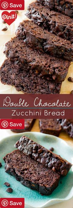 DIY Double Chocolate Zucchini Bread - Ingredients  Vegetarian  Produce  1  cups Zucchini  Refrigerated  2 Egglands best eggs large  Baking & Spices  1 2 cup (100g) granulated sugar6  3 4 cup (135g) semi-sweet or dark chocolate chips4  1 cup All-purpose flour   tsp Baking powder   tsp Baking soda   cup Cocoa powder natural unsweetened   tsp Salt  1 tsp Vanilla extract pure  Oils & Vinegars   cup Canola or vegetable oil  Drinks   tsp Instant coffee  Dairy  1 4 cup (60g) plain greek yogurt5…