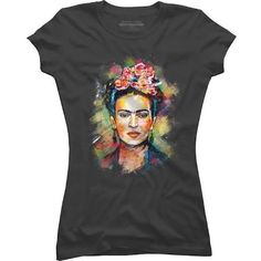 frida kahlo shirt - Google Search