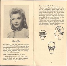 Lisa Freemont Pages: Setting Pattern Fun: Vera-Ellen