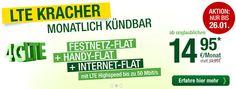 3GB LTE Allnet Flat für 24,95€ ohne Laufzeit http://www.simdealz.de/o2/smartmobil-lte-allnet-flat-ohne-laufzeit/