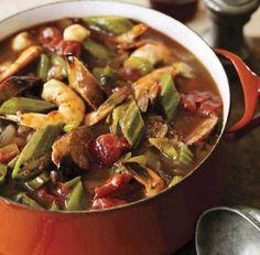 Shrimp & Sausage Gumbo - Family, Food & Recipes - Womenworld.org