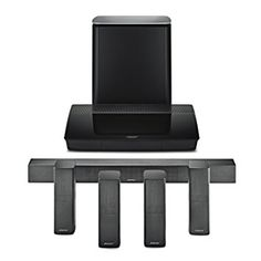 bose double cube speakers. bose lifestyle 650 home entertainment system, black double cube speakers